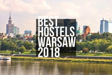 Best Hostels in Warsaw for Backpackers