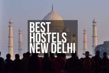 Best Hostels in New Delhi