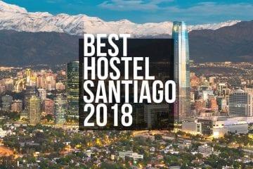 Best Hostels in Santiago Chile