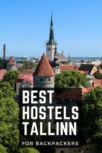 Best Hostels in Tallinn
