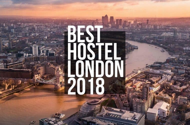 best hostels london