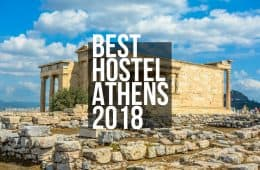 hostels in athens for backpackers