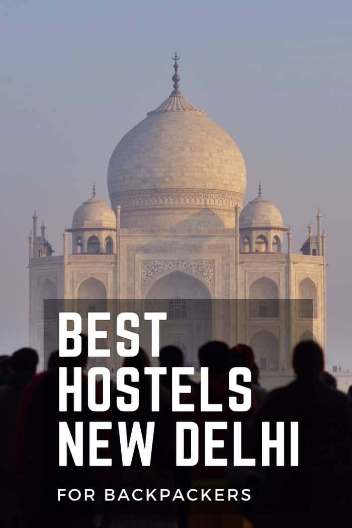 Best New Delhi Hostels