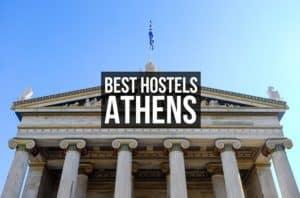 Hostels Athens