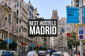 Hostels Madrid