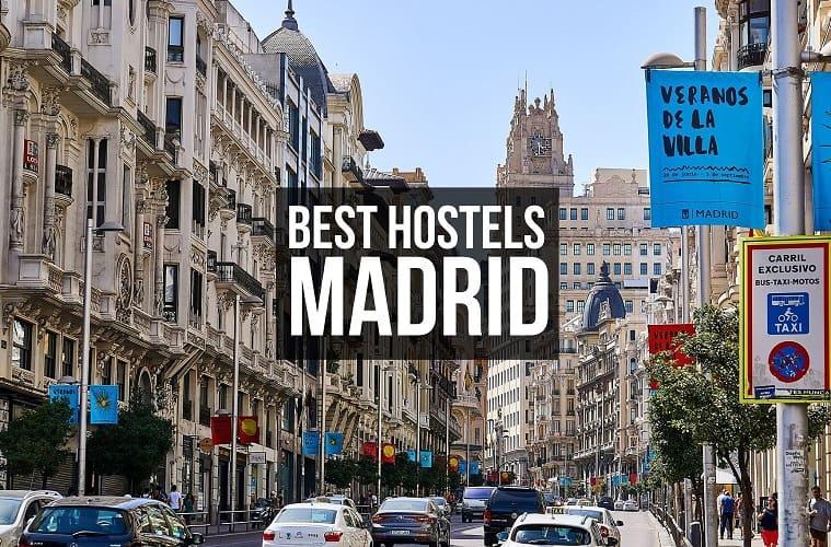 Hostels Madrid