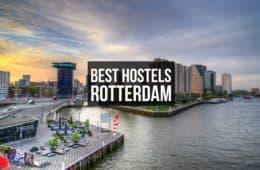 Hostels Rotterdam