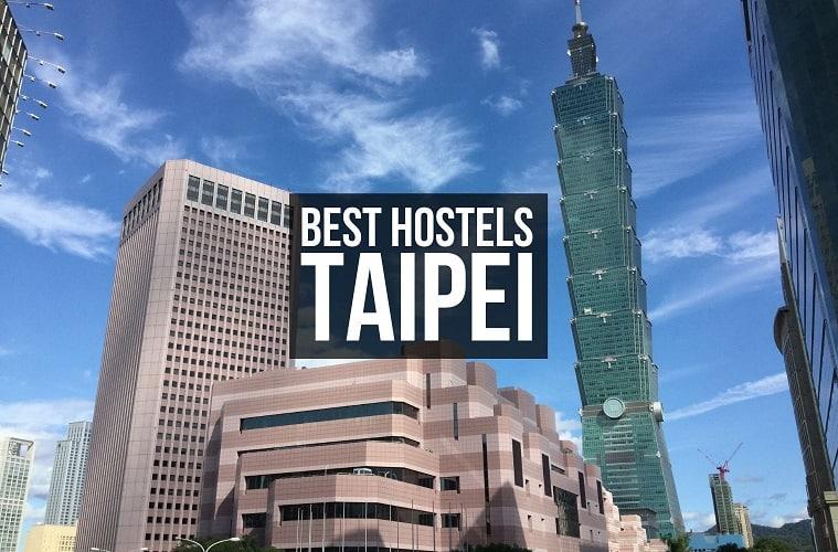 Hostels Taipei