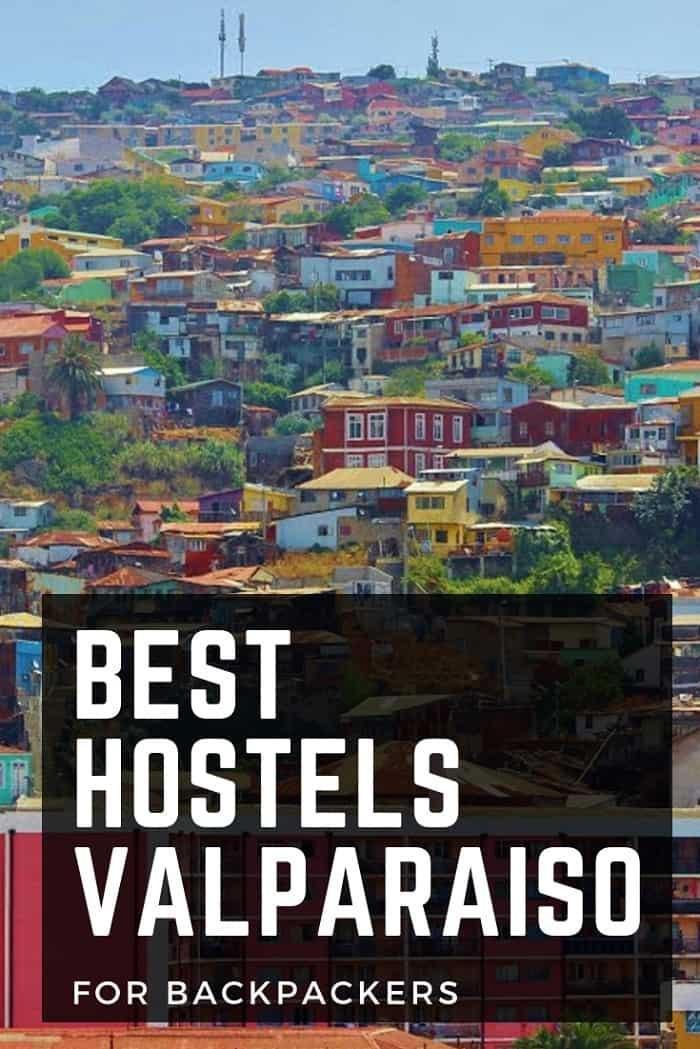 Best Hostels Valparaiso