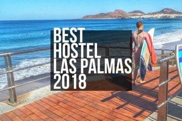 Best Hostels in Las Palmas For Backpackers