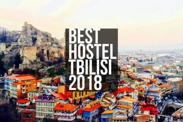 Best Hostels in Tbilisi