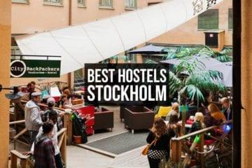 Best Hostels in Stockholm