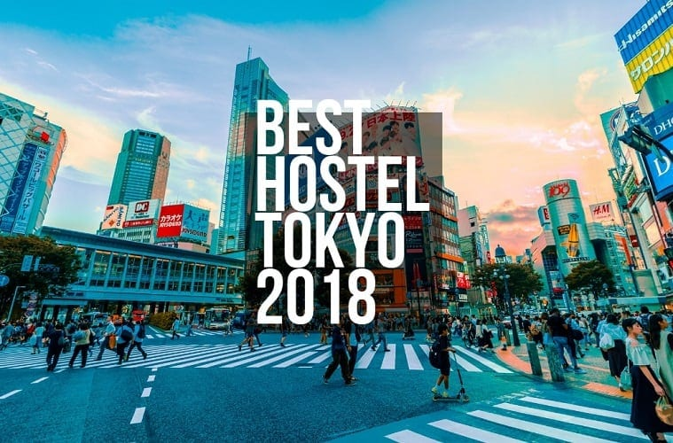 Hostels in Tokyo For Backpackers
