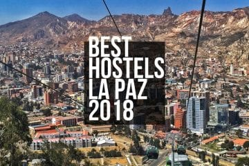 best hostel in La Paz