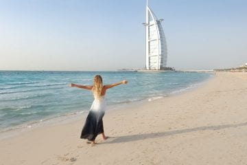 honeymoon destinations in uae