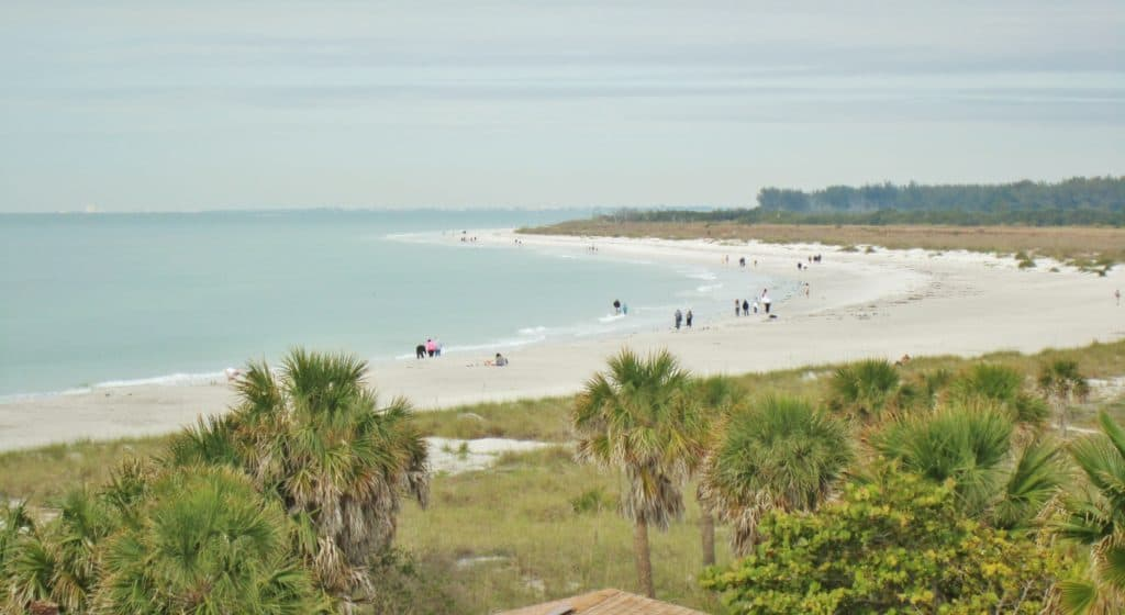 best beaches in wesrt coast florida