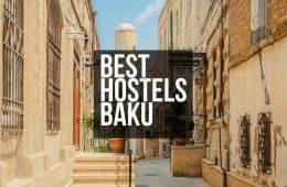 Best Hostels Baku