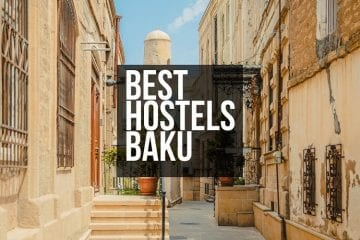 Best Hostels Baku