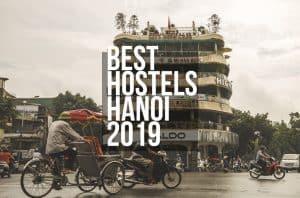 Best Hostels Hanoi