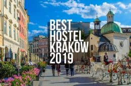Best Hostels Krakow