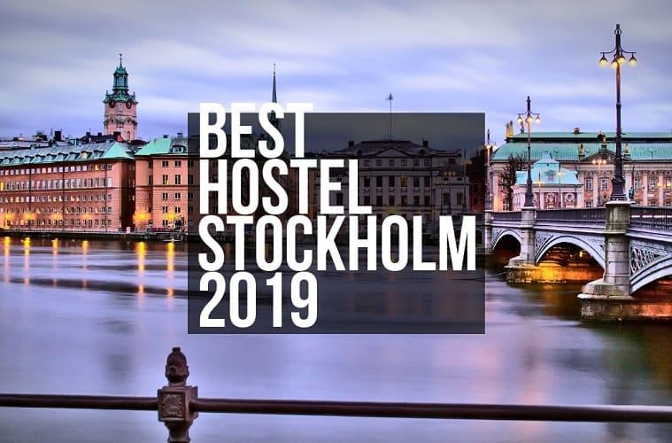 Best Hostels Stockholm