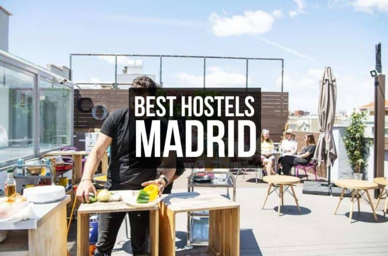 Best Hostels in Madrid