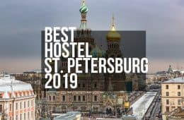 best hostels in saint petersburg