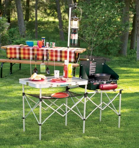 portable kitchen - rv camping essentials
