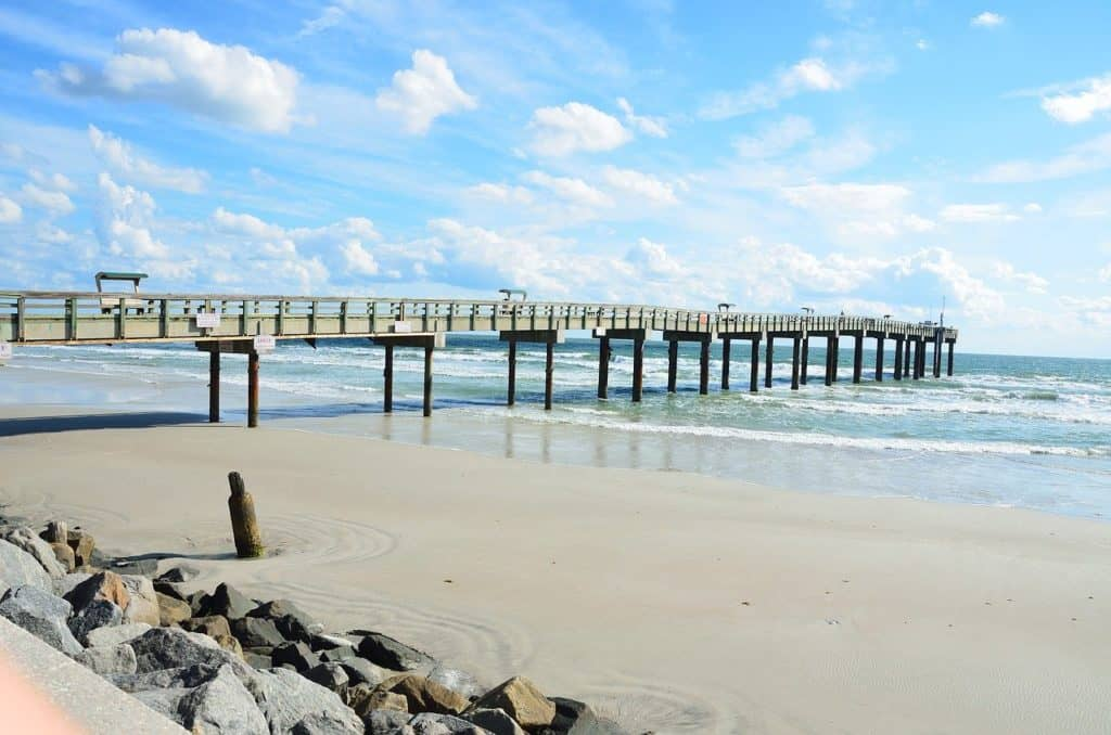 best beaches in east coast florida
