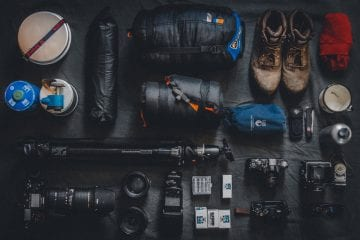 travel videos gear 2019