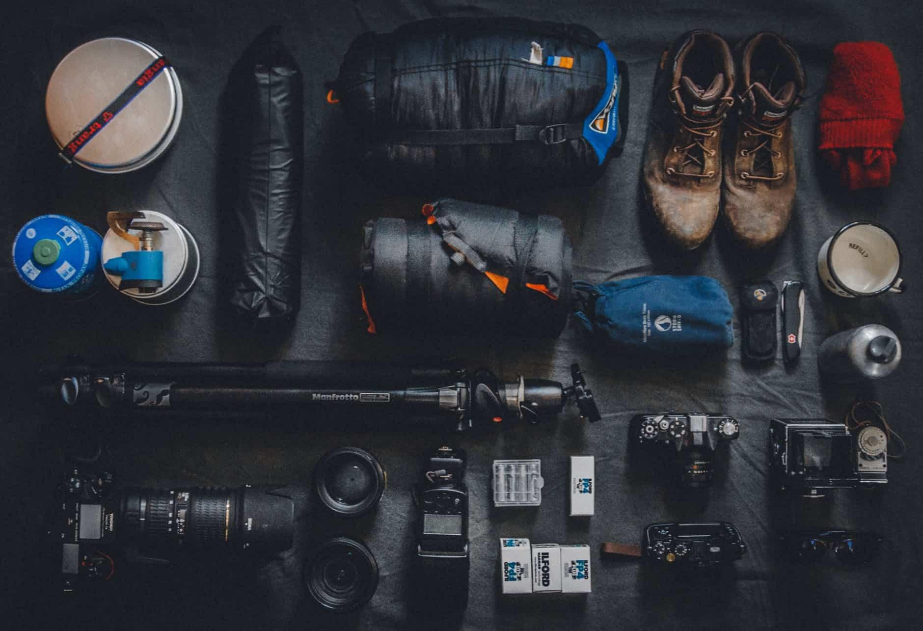 travel videos gear 2019