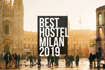 Best Hostels Milan