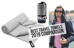 microfiber towels for travelers