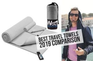microfiber towels for travelers