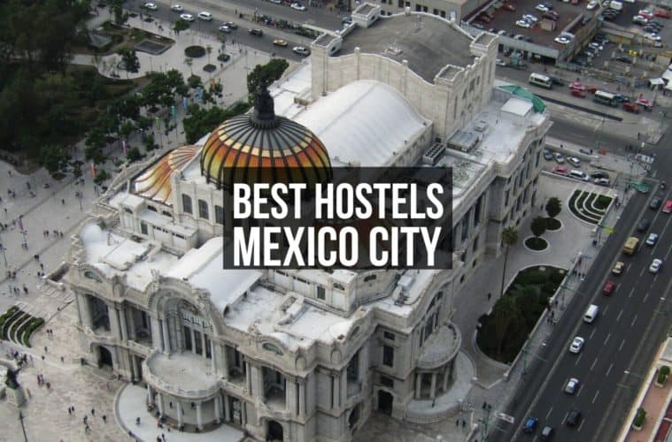 Hostels Mexico City