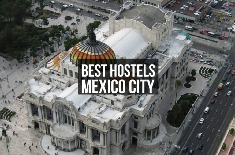 Hostels Mexico City