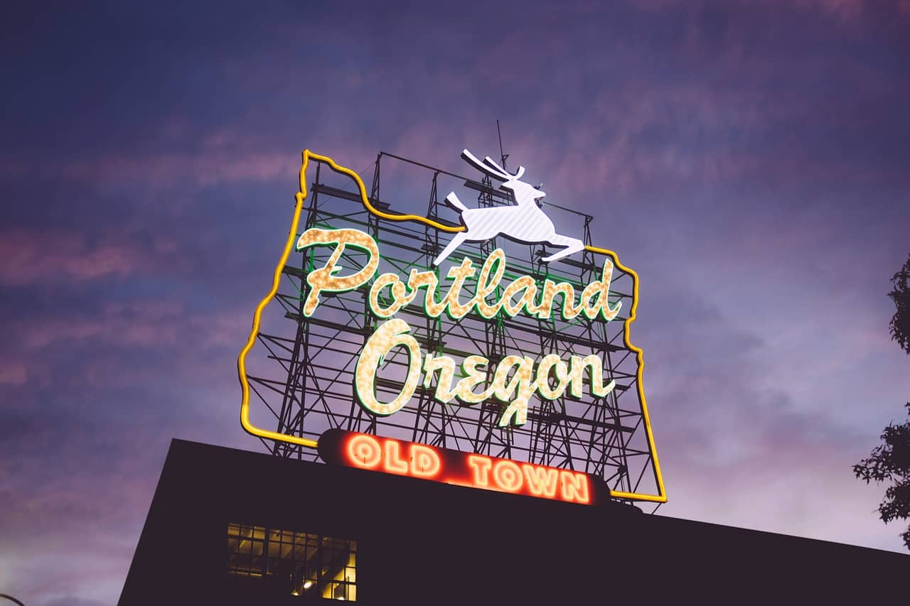 Portland - SUMMER USA