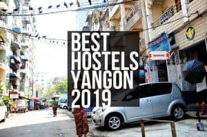 hostels in Yangon