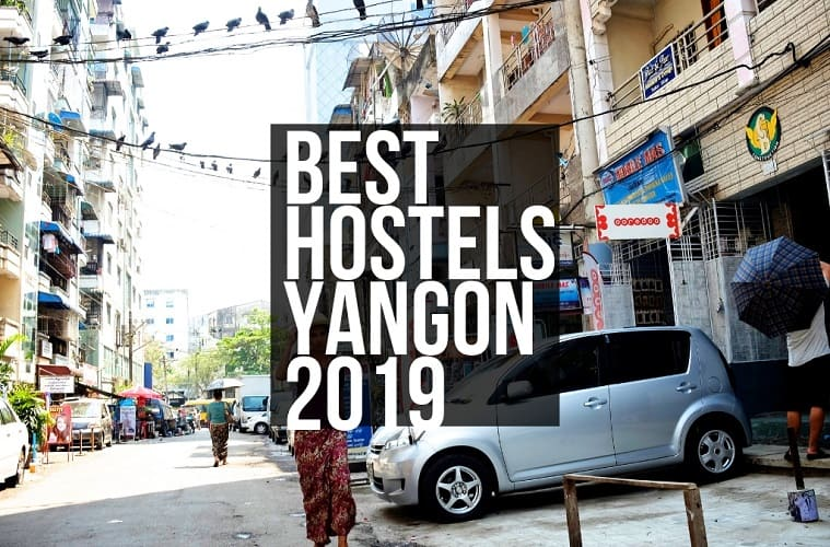 hostels in Yangon