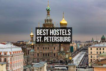 Hostels St. Petersburg