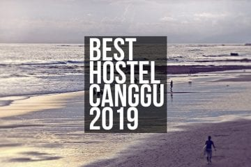 Hostels in Canggu
