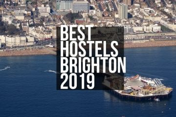 hostels in brighton