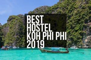 best hostels koh phi phi