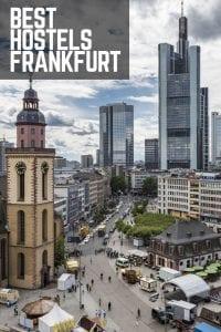 Best Frankfurt Hostels