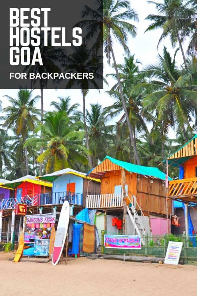 Best Hostels in GOA, India