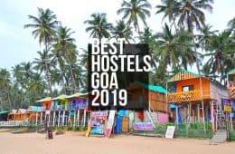 Best Hostels in GOA
