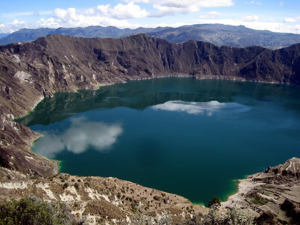 Laguna Quilotoa Hike