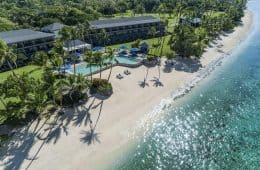 best resorts fiji