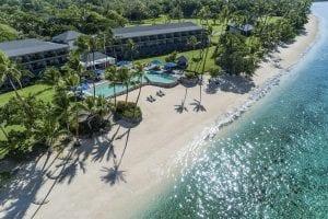 best resorts fiji