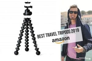 Best Travel Tripods 2019